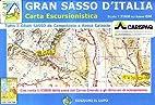 Gran Sasso d'Italia: carta escursionistica:…