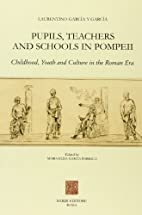 Pupils, teachers and schools in Pompeii by…