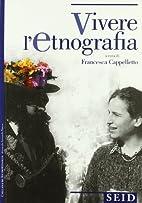 Vivere l' etnografia
