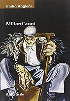 Millant'anni by Giulio Angioni