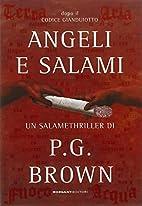 Angeli e salami by P. G. Brown