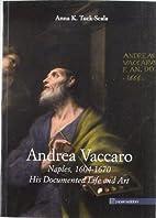 Andrea Vaccaro. Naples, 1604-1670. His…