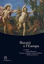 Maratti e l'Europa: [atti delle giornate di…