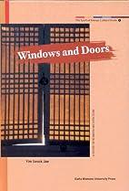 Windows and Doors: A Study of Korean…
