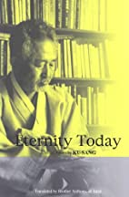Eternity today : selected poems by Sang Ku