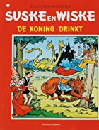 De Koning Drinkt by Willy Vandersteen