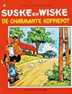 De charmante koffiepot by Willy Vandersteen