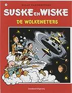 De wolkeneters by Willy Vandersteen