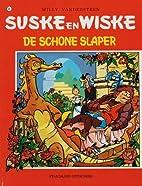 De schone slaper by Willy Vandersteen