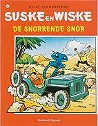 De snorrende snor by Willy Vandersteen