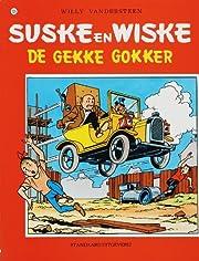 De gekke gokker av Willy Vandersteen