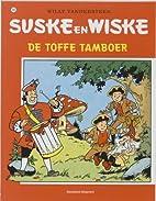 De toffe tamboer by Willy Vandersteen