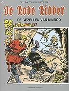 De gezellen van Nimrod by Willy Vandersteen