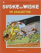 De goalgetter by Paul Geerts