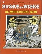 De mysterieuze mijn by Willy Vandersteen