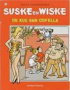 De kus van Odfella by Marc Verhaegen
