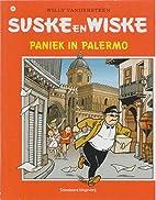 Paniek in Palermo by Willy Vandersteen