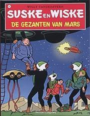 De gezanten van Mars av Willy Vandersteen