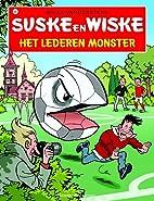 Het lederen monster by Peter Van Gucht