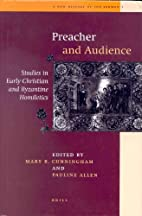 Preacher and His Audience: Studies in Early…