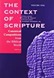 Hallo, William W.: The Context of Scripture