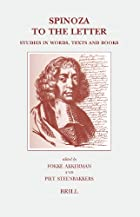 Spinoza to the letter : studies in words,…