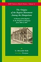 The origins of the Baptist movement among…