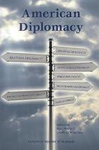 American Diplomacy by Paul Sharp