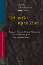 Let Us Go Up to Zion: Essays in Honour of H.…