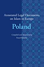 Annotated Legal Documents on Islam in…