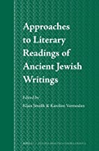 Approaches to Literary Readings of Ancient…