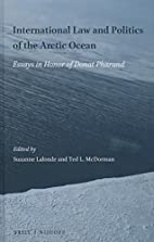 International Law and Politics of the Arctic…