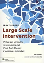 Large Scale Intervention. Werken aan…