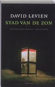 Stad van de zon by David Levien