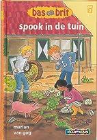 Spook in de tuin by Marian van Gog