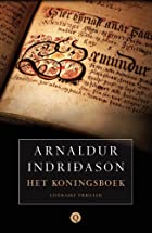 Codex Regius: Thriller by Arnaldur…