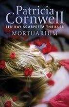 Mortuarium by Patricia Cornwell