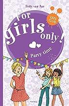 Party time! by Hetty Van Aar