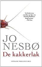 De kakkerlak by Jo Nesbo