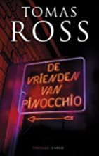 De vrienden van Pinocchio by Tomas Ross