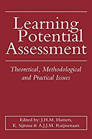 Learning potential assessment : theoretical,…