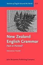 New Zealand English grammar, fact or…