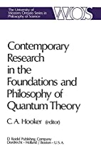 Contemporary Research in the Foundations and…