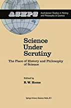 Science under scrutiny : the place of…