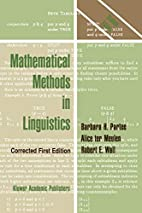 Mathematical Methods in Linguistics by…