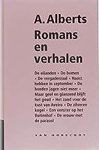 Romans en verhalen by A. Alberts
