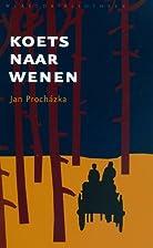 Koets naar Wenen by Jan Procházka