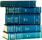 Recueil Des Cours, Collected Courses, 1975…