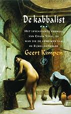 De kabbalist by Geert Kimpen