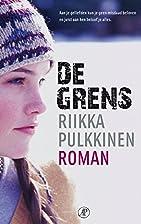 De grens by Riikka Pulkkinen